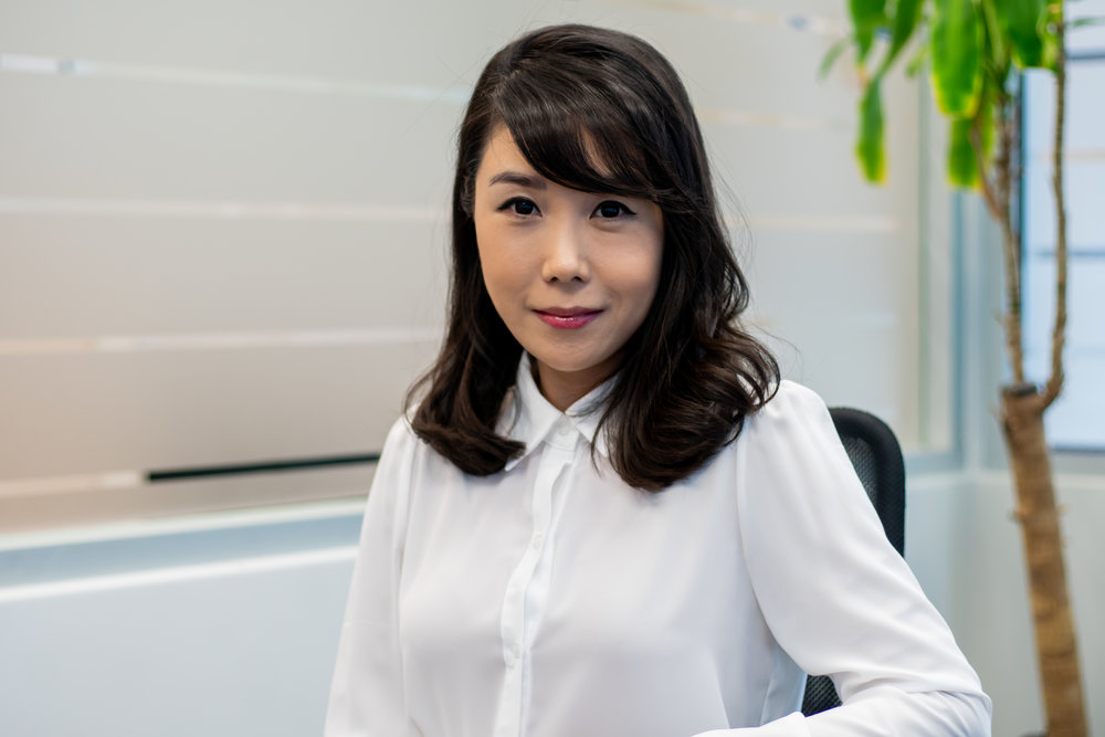 Allison Yim - Office Manager