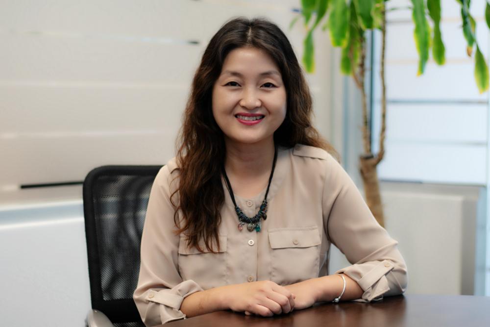 Jennifer Kim - Accounting Manager