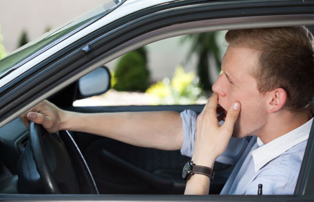 Drowsy Driving -