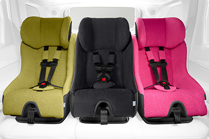 Car Seat Selection -