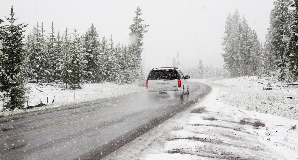 Winter Driving -