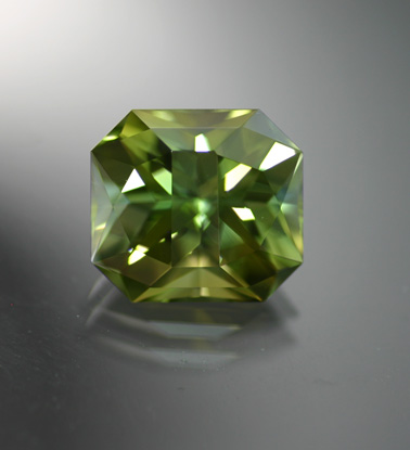 4.40 ct. Unheated Green Zoisite