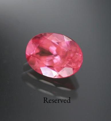 1.51 ct. Colorado Rhodochrosite