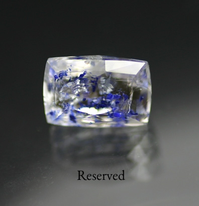 1.93 ct. Scapolite with Lazulite
