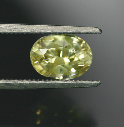 Copy of 2.22 ct. Unheated Yellow Sapphire