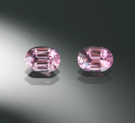 1.77 ct. Spinel Pair - RESERVED