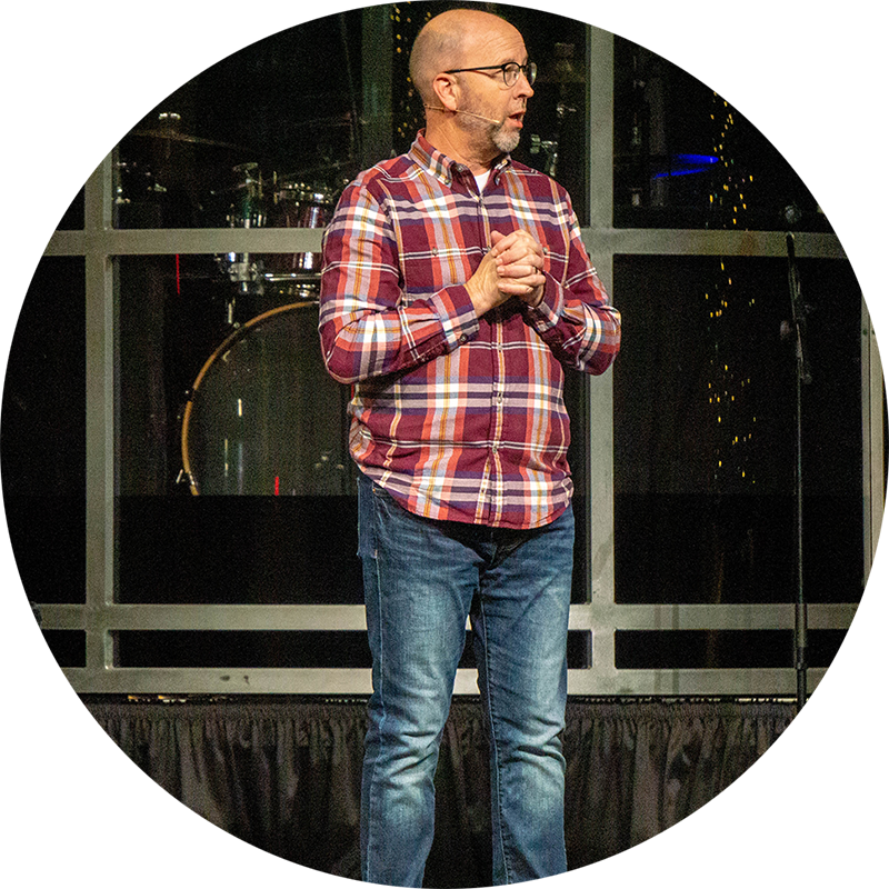 Jay Whitlow  Creative and Missional Pastor