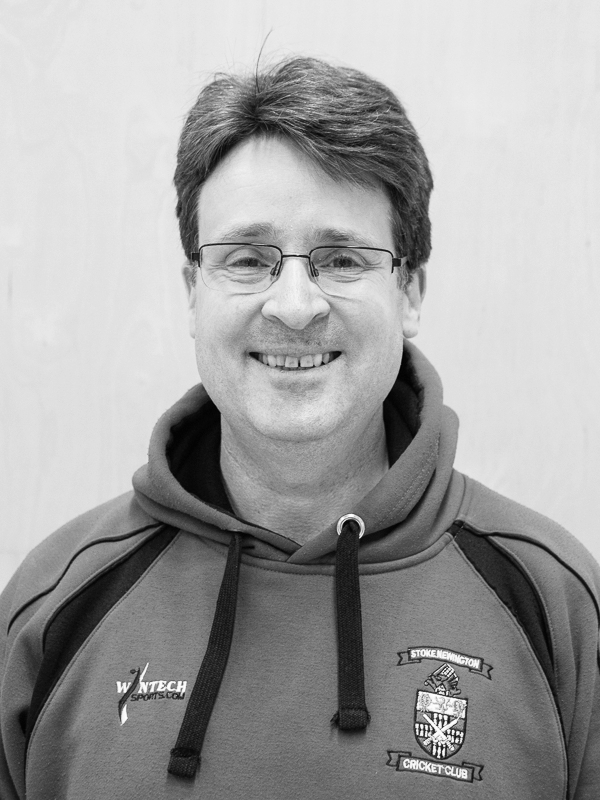 Duncan Holden - Cricket Coordinator & Welfare Officer