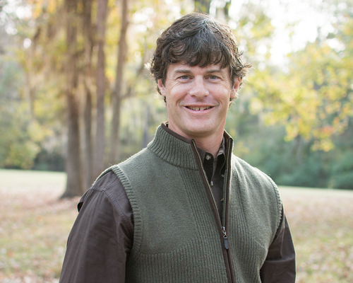 Brian Espy - Brian Espy began his journey, which resulted in his love for the outdoors and conservation, as a fledging under the literal