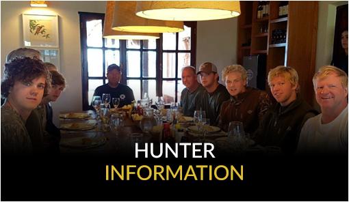 Hunter Information