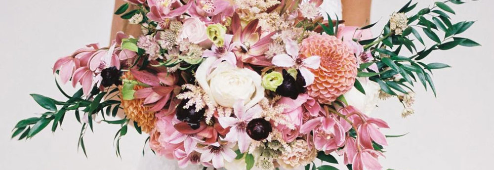 Contact - Let's dream up your wedding flowers!