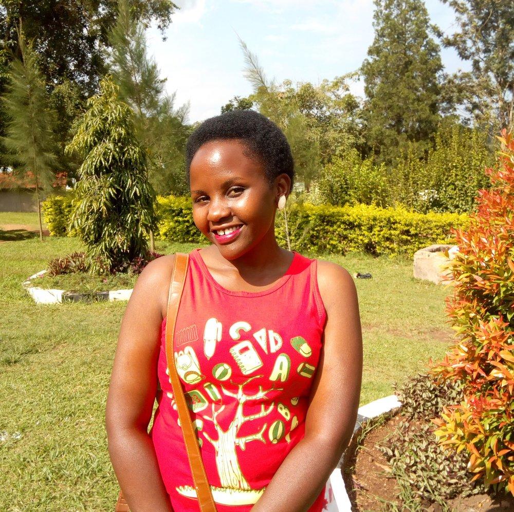 B. Natasha, Nursing Student