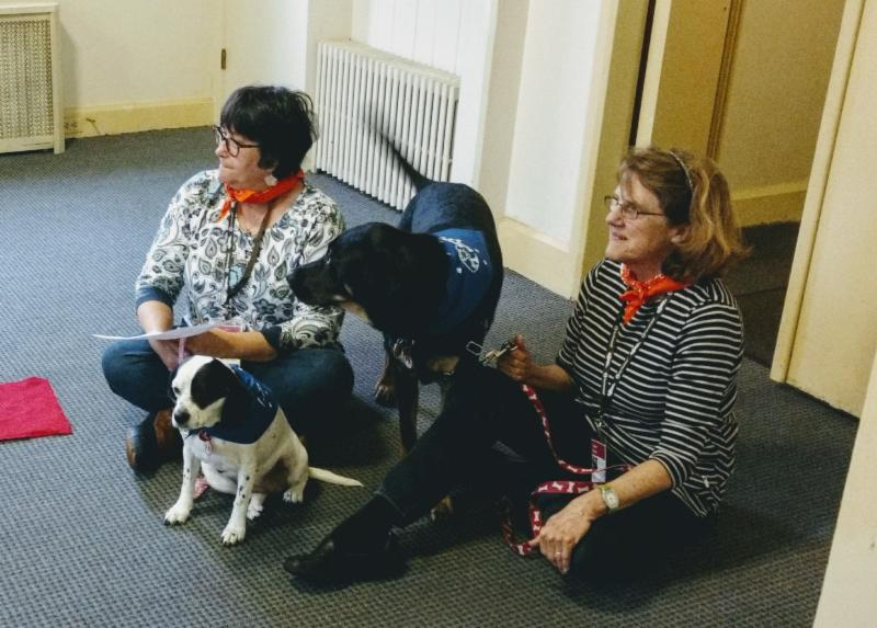 Therapy dogs visit CNS - for Notes on 4-27-18.jpg