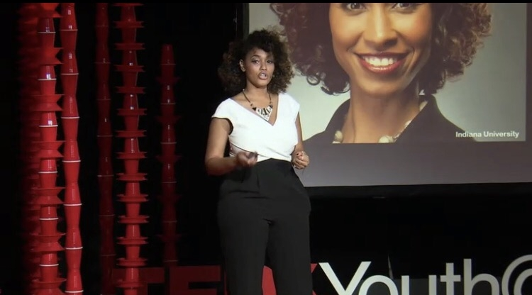 A Celebration of Natural Hair | TEDx Beacon Street 2016