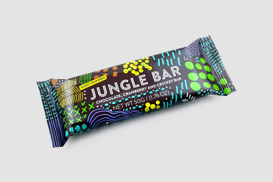 JUNGLE BAR  - BRANDING + PACKAGING