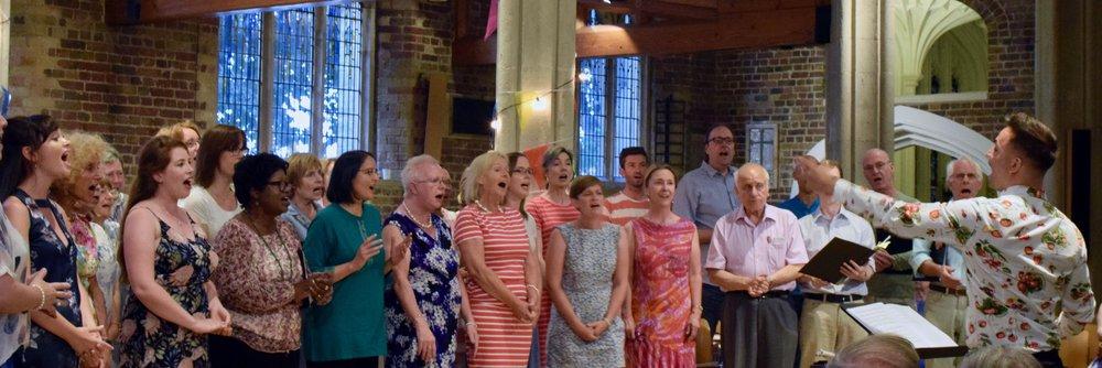 RIchmond choir