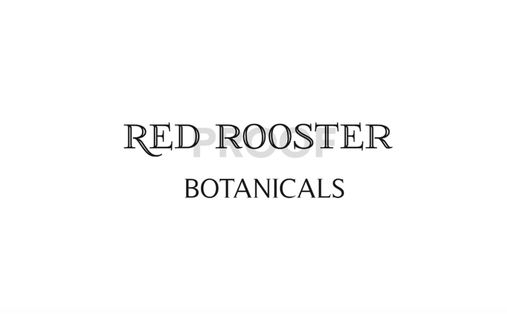 TYPOGRAPHY - I selected FoglihtenNo01 as the main typography for Red Rooster Botanicals new branding because it has that French vintage feel in addition to having an artisanal vibe. It is a very welcoming font that will surely appeal to their target audience.The secondary typography is Timeless.