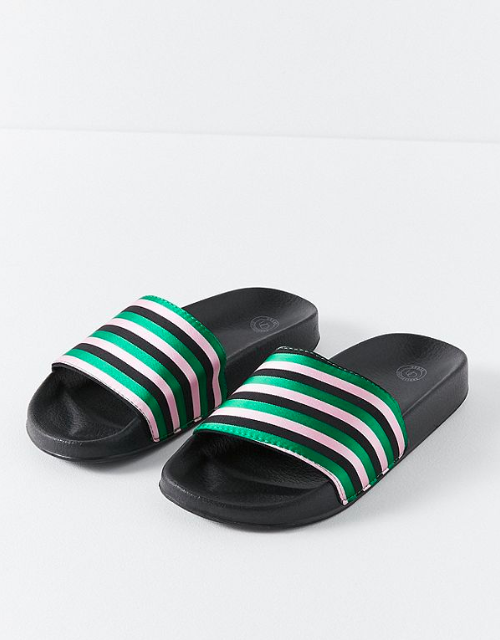 UO Striped Pool Slide