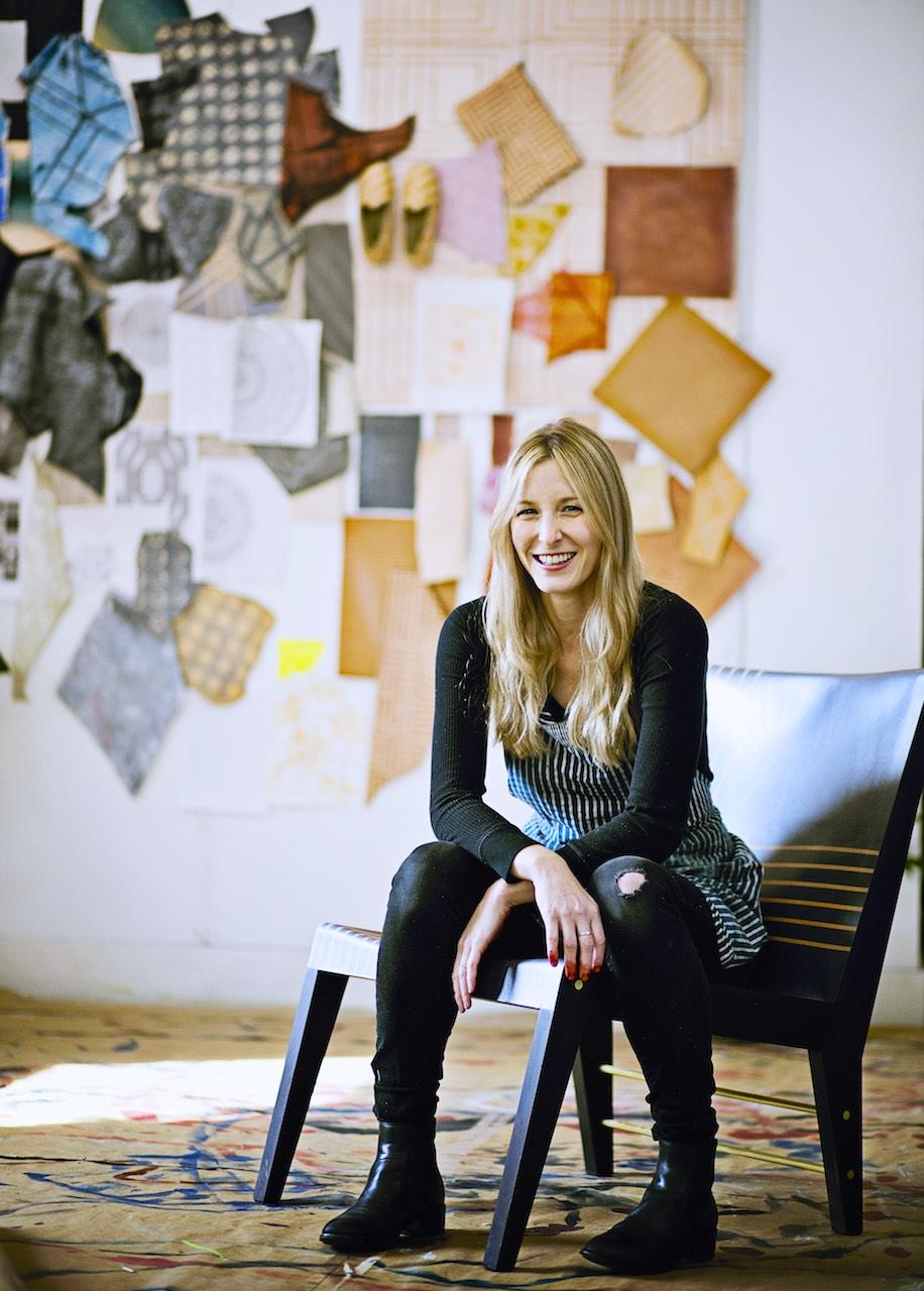 Brit Kleinman.  Founder of Avo Design Studio