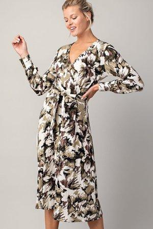 Floral Chiffon Dress. 48.00. Watercolor Wrap Dress 1.jpg ... bbc728e16
