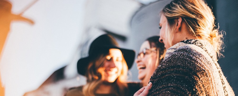 RELATIONSHIPS - Open, honest and nurturing relationships that bring you joy.