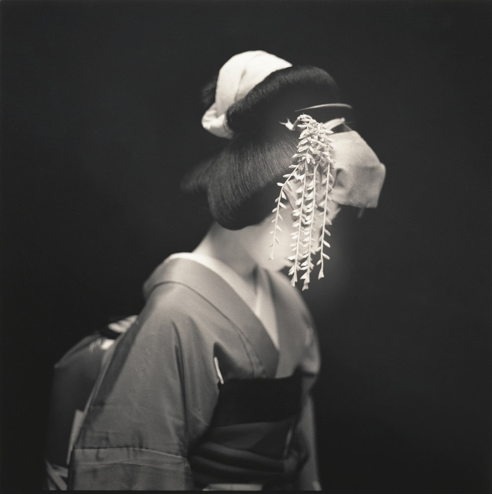 Jun Masuda as Oyanagi, from the series Natsuo Kabuki