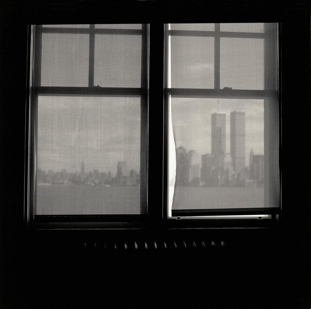 Ellis Island 2, New York, from the series American Studies