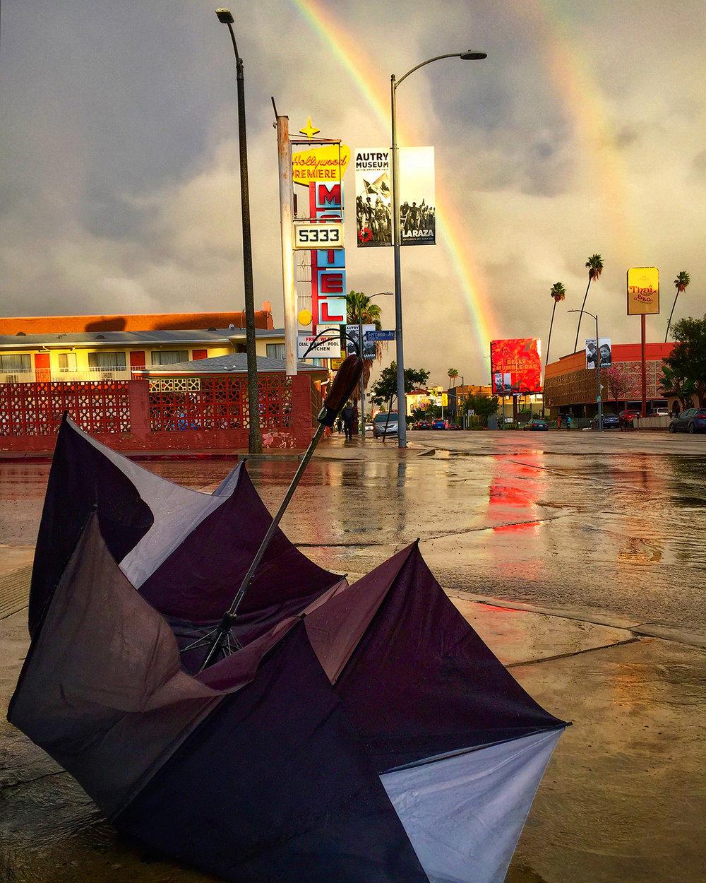 Lay Down Your Umbrellas