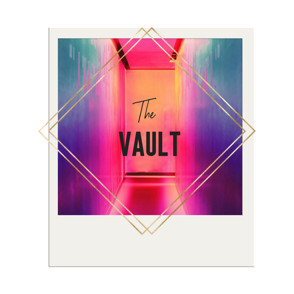 The Vault  - A showcase of some of the photographic work and visual styling, Sin By Design was lucky enough to be involved in.