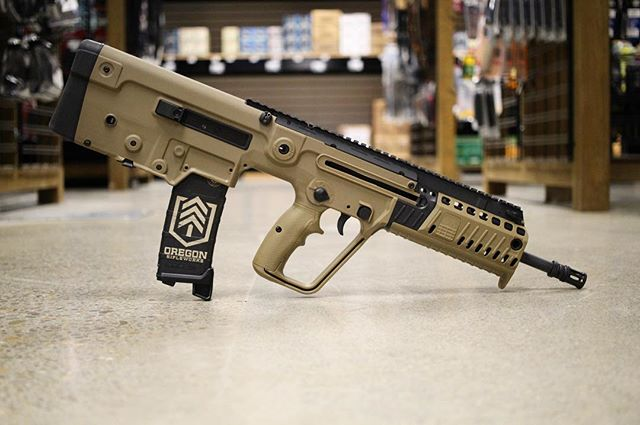 """Variety is the spice of life""  @iwi.us Tavor x95 #pdx #usa #pnw #oregon #upperleft #upperleftusa #freedom #pnw #orw #tree #fde #usa #oregonrifleworks"