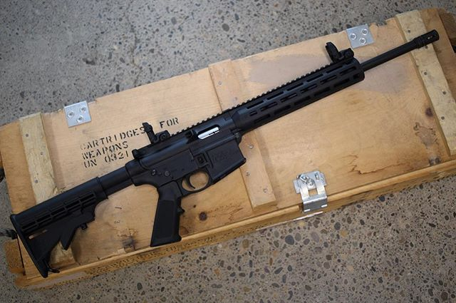Got some @smithwessoncorp M&P 15-22s in stock for a REALLY good price! Come check them out or call for pricing.  #pdx #usa #pnw #oregon #freedom #22 #22lr #smith #oregonrifleworks