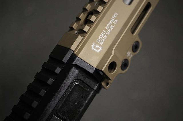 A little sneak peek into our latest project.  An ORW upper that matches the Geissele rail contour. We have them in stock and ready to ship. More details soon.  #pdx #portland #oregon #geissele #freedom #usa #upperleft #upperleftusa