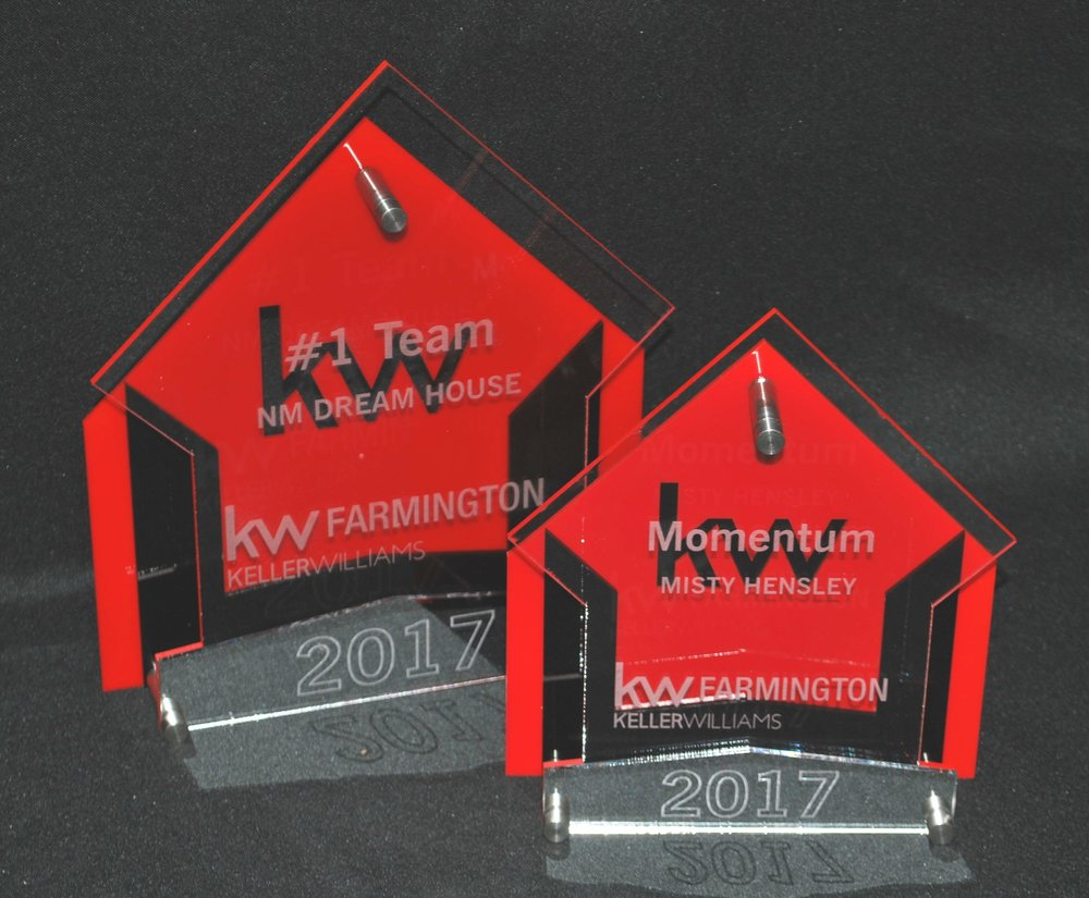 Keller Williams - Annual Accomplishment Awards  Contact us for pricing information.