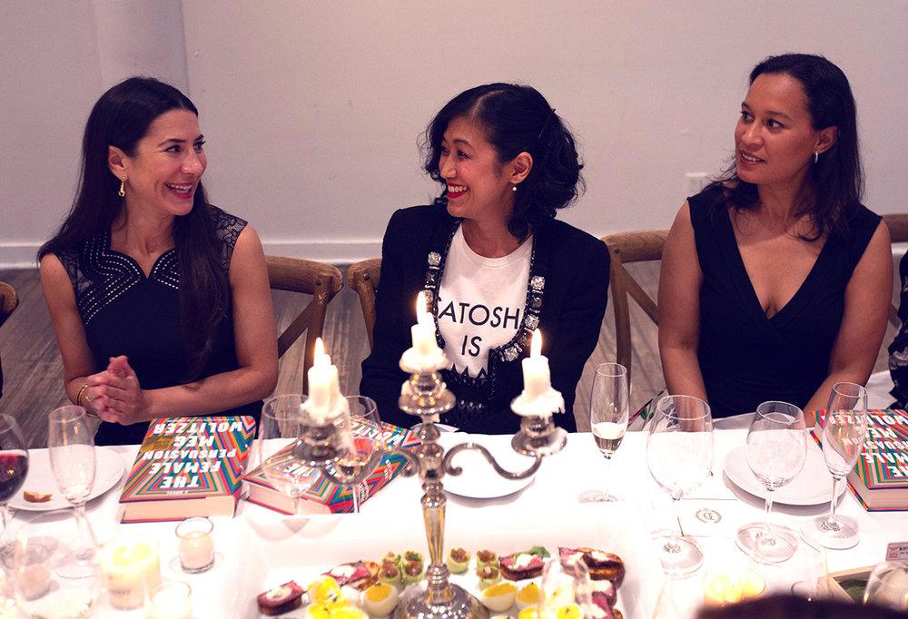 Women Of Wall Street NY Launch