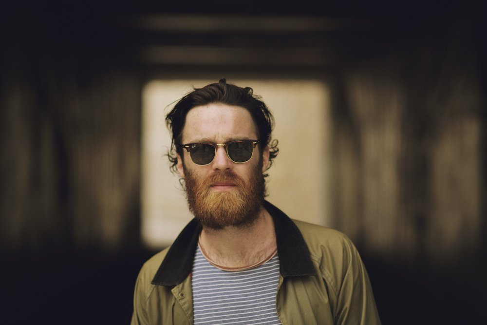 Image Credit: Mushroom Productions, Nick Murphy looking into the camera.