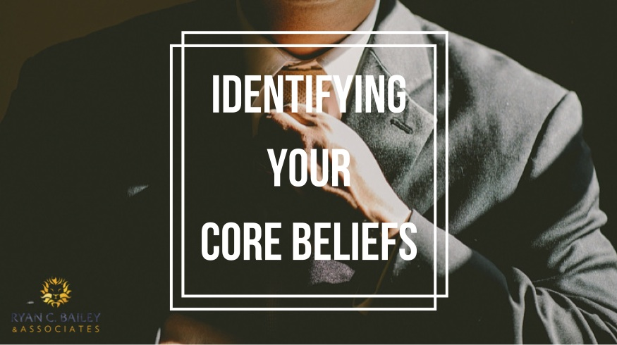 IDENTIFYING YOUR CORE BELIEFS