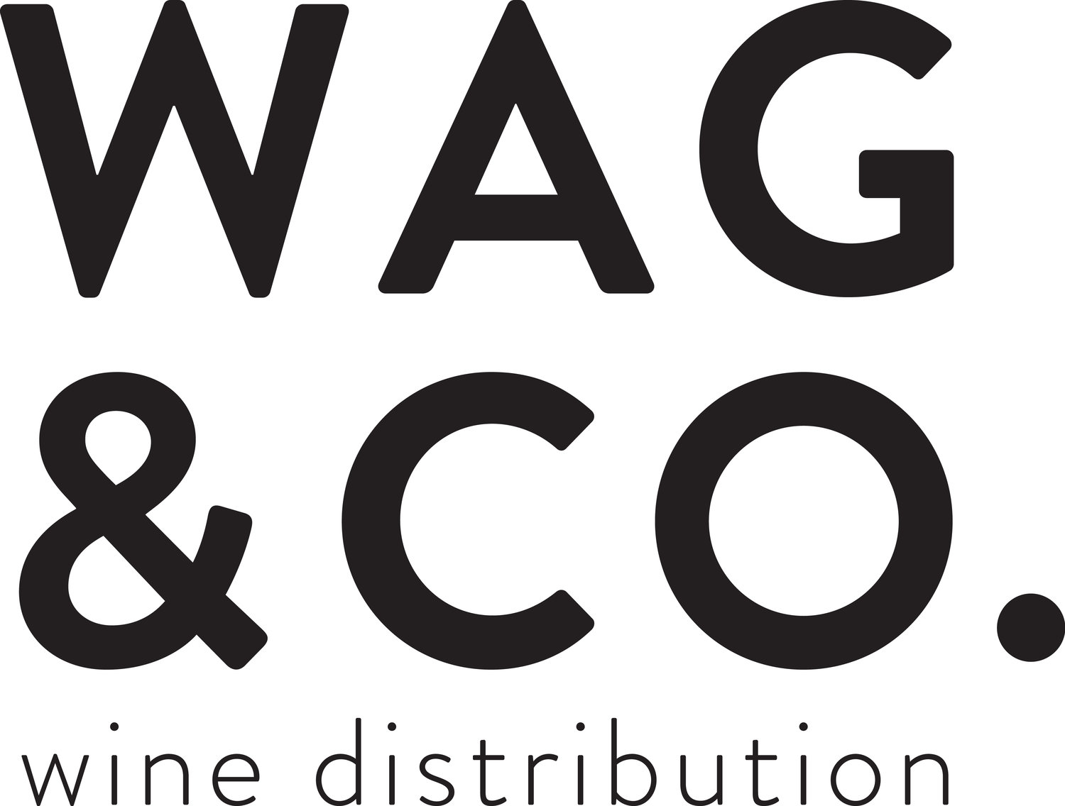 Wag & Co. Wine Distribution
