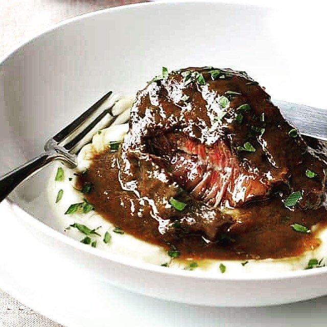 Braised beef @roottotail before or after the BIG GAME! Don't forget we deliver with @waitrapp straight to your door