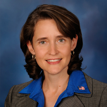 Rep. Michelle Mussman (D-Schaumburg)  56th District
