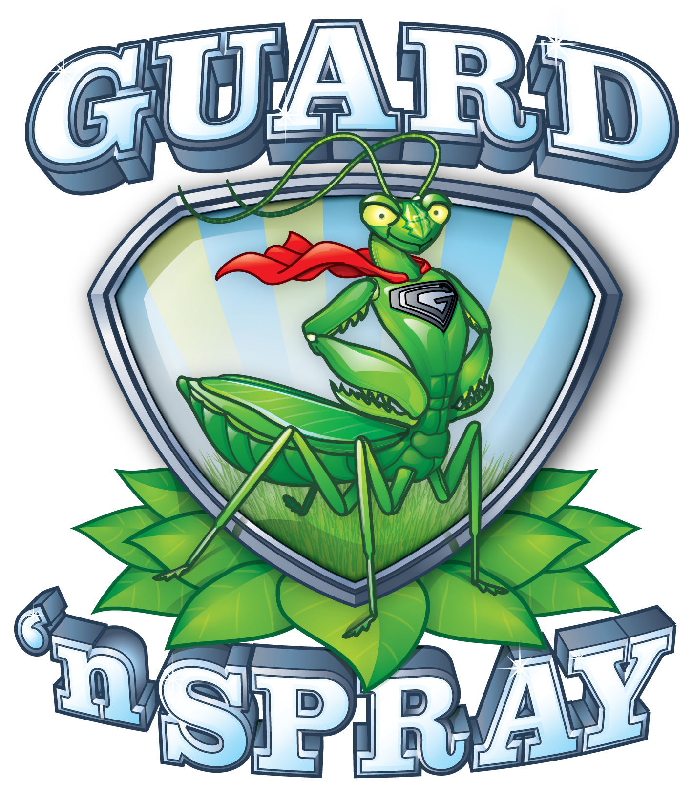 Guard 'N Spray | Organic Pest Control