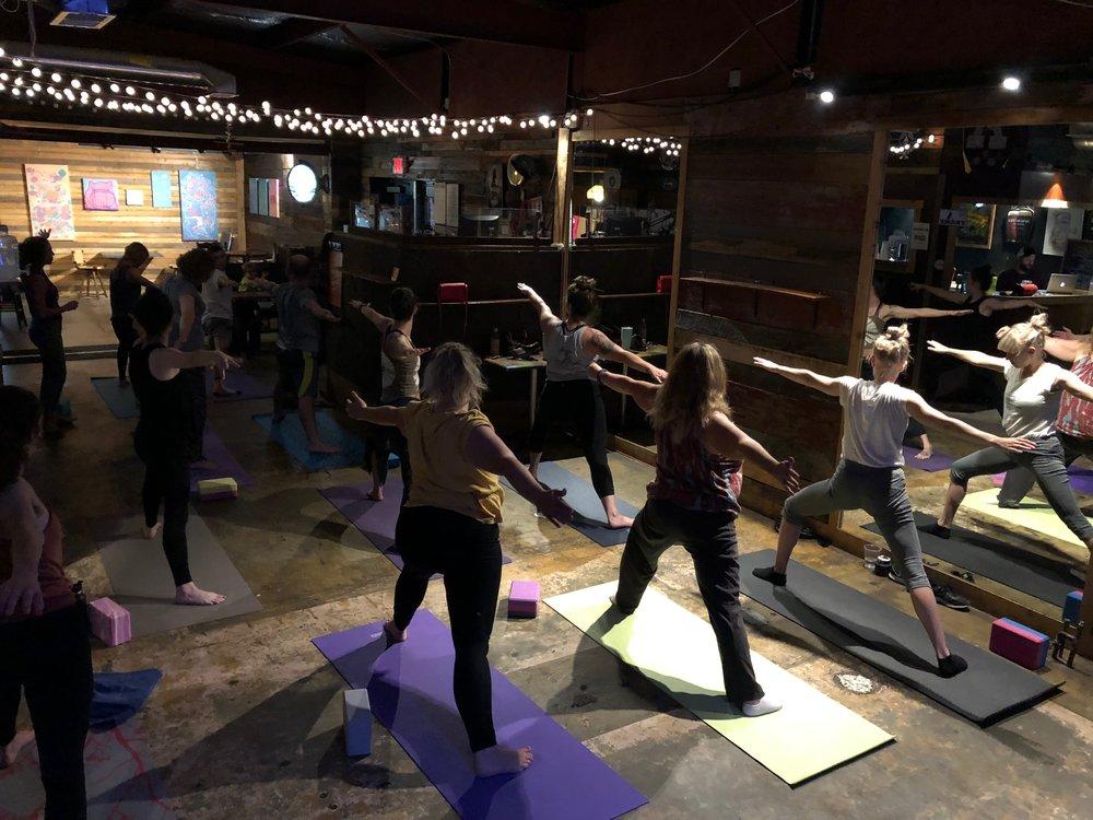 Aframe yoga1.JPG
