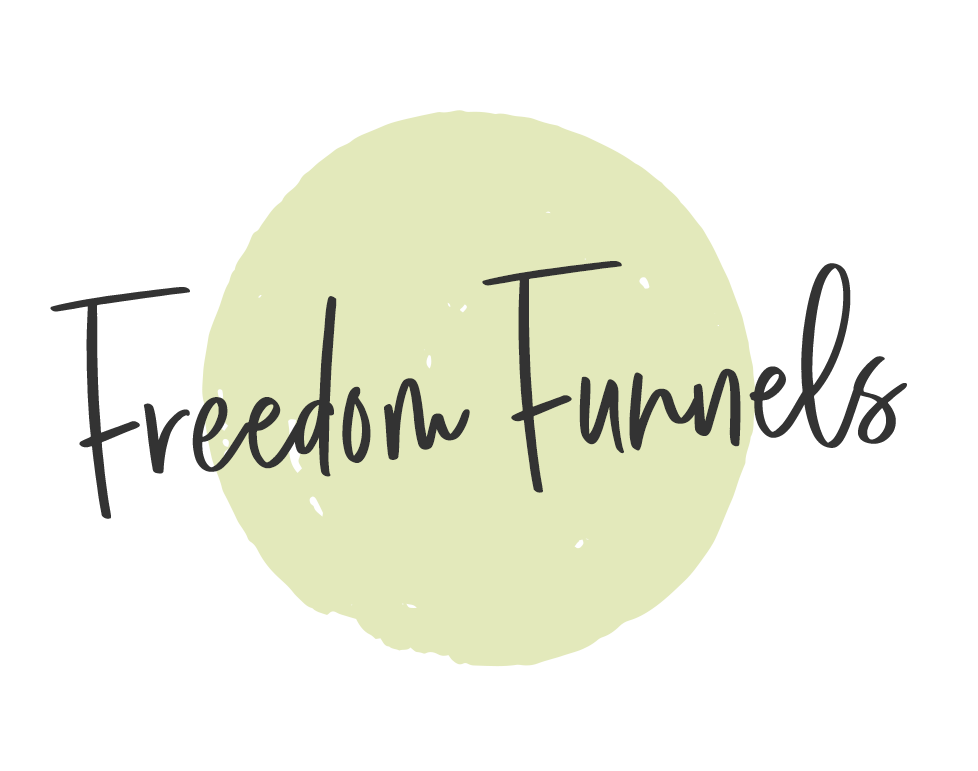 Pure Workbook + Checklist Canva Templates — Freedom Funnels