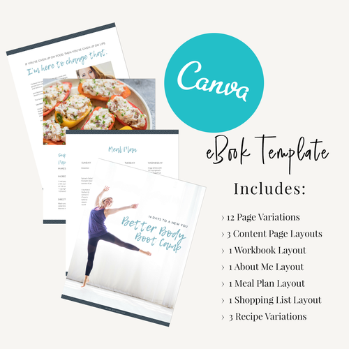 Ebook Template | Ebook Template For Health Coaches Freedom Funnels