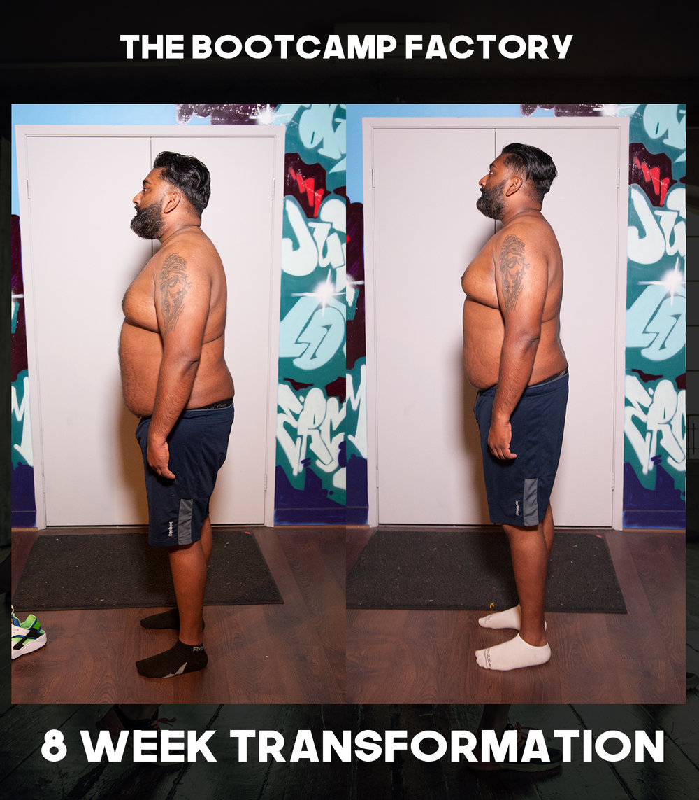 "Brian - ""TBF was an awesome experience for me. I joined the Shred in 8 program in January of this year. They are incredible coaches and leaders, whenever I thought I couldn't push thru they always encouraged me that I could. Without them I wouldn't have lost nearly 24 lbs in 8 weeks. Thanks guys!   I highly recommend checking this place out and putting your trust and health in their hands. They know what they're doing and they care about all of their members."""