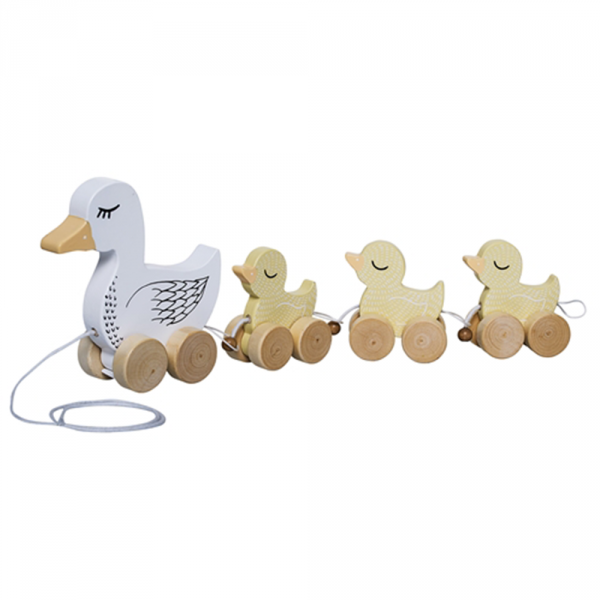 Bloomingville - wooden ducks