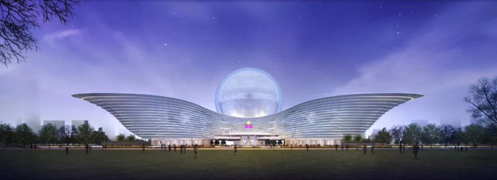 Design of the TUS International Innovation Centre in Xiongan