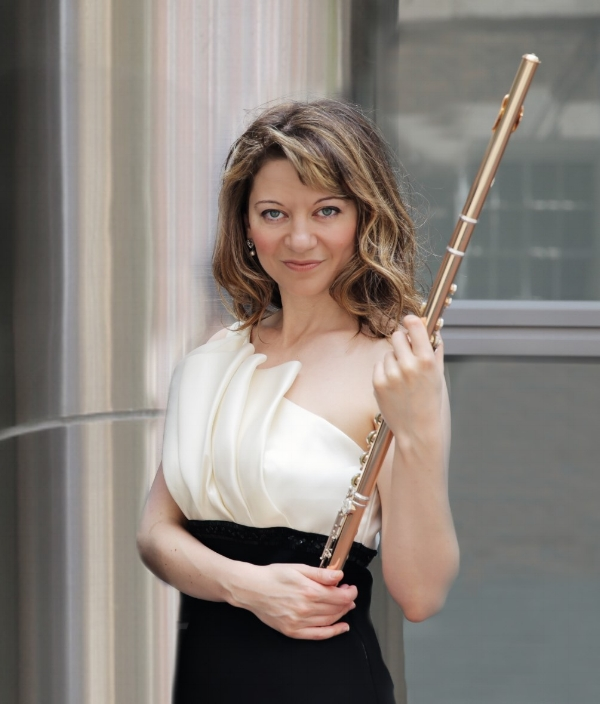 Mimi Stillman - Flute |Photo by Vanessa Briceño