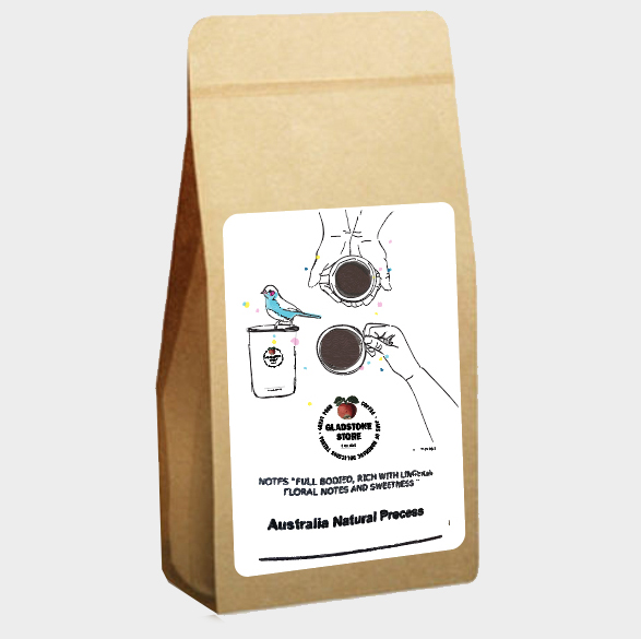 Gladstone Store - Coffee Bags