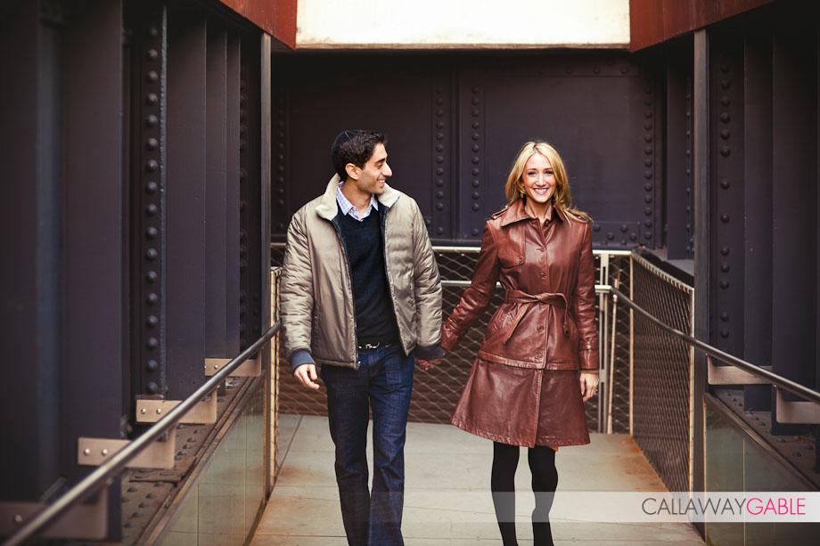 Highline Engagement Photography