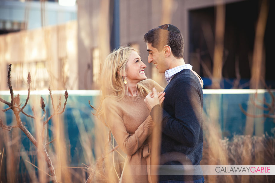 Highline Engagement Photos